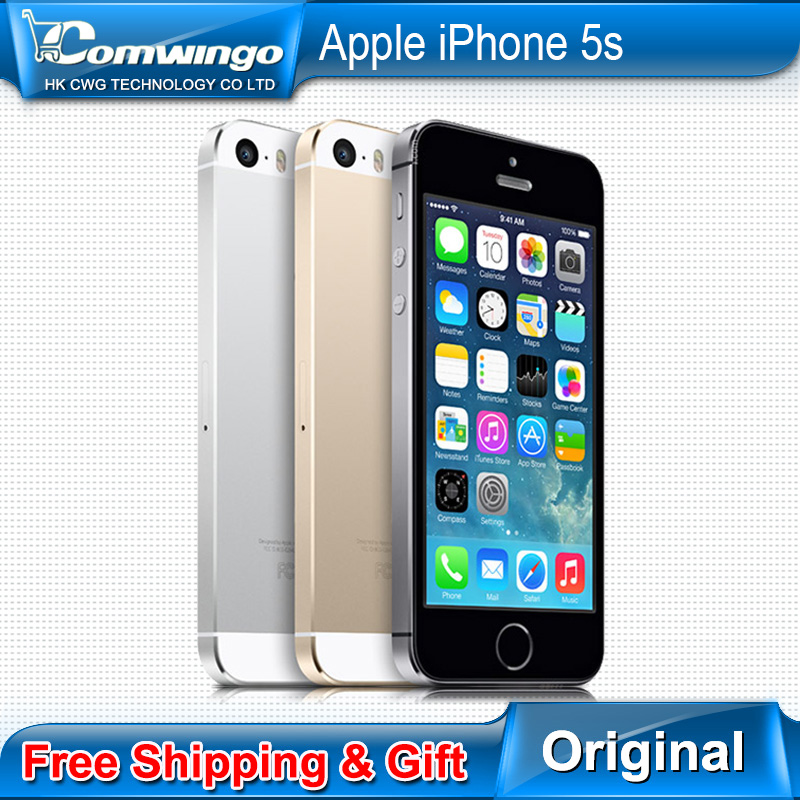 apple iphone 5s 16gb original unlocked apple iphone 5s phone 16gb 32gb rom 2225